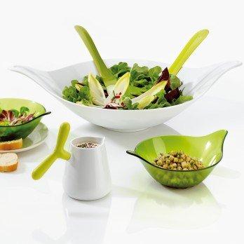 Salat-, Servier- und Obstschalen