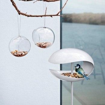 Vogelhäuser & Insektenhotels