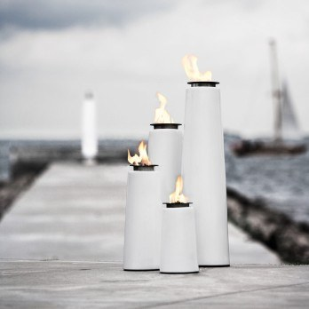 Gartenfackeln & Öllampen