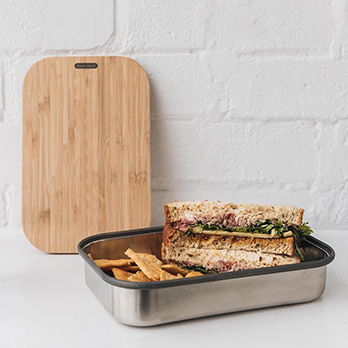 Lunchboxen und Brotdosen