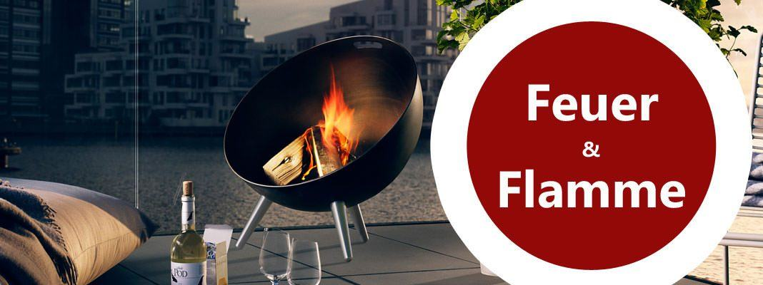 Feuerstellen, Feuerschalen - Design Shop