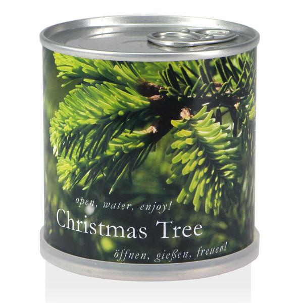 Tannenbaum Lustig.Weihnachtsbaum Christbaum Aus Der Dose