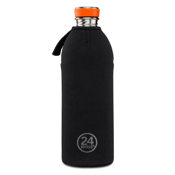 Thermal Cover Sleeve für Trinkflasche URBAN 1 Liter von 24bottles.