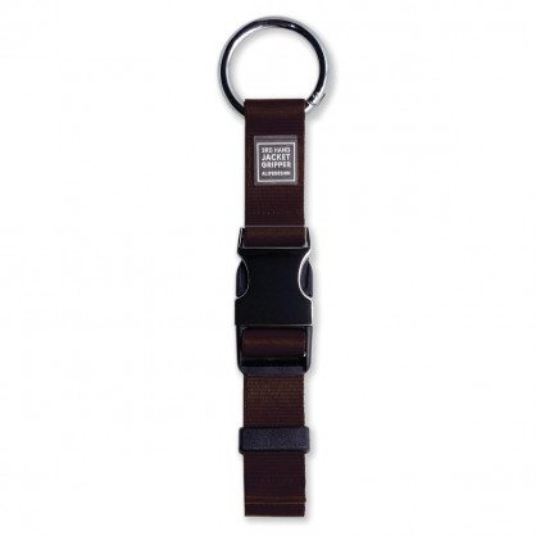 Jackenhalter - Jacket Gripper V.2, schwarzbraun