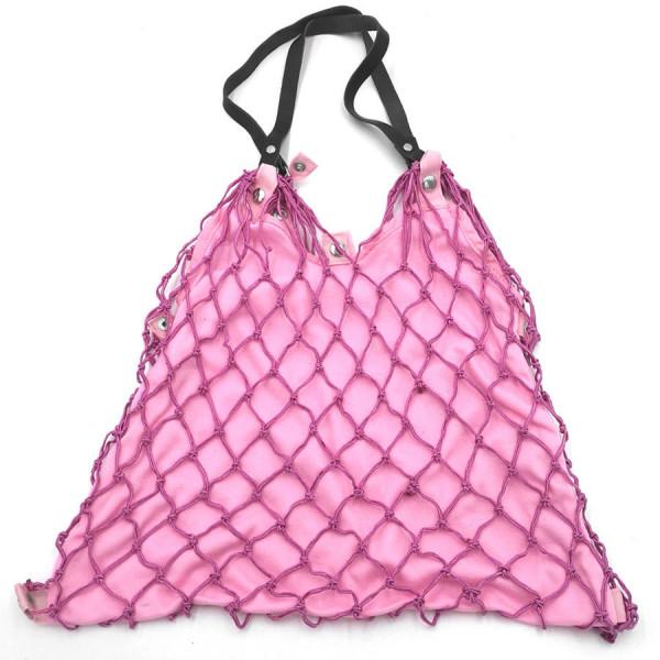 Einkaufsnetz Kulturbeutel de Luxe pink