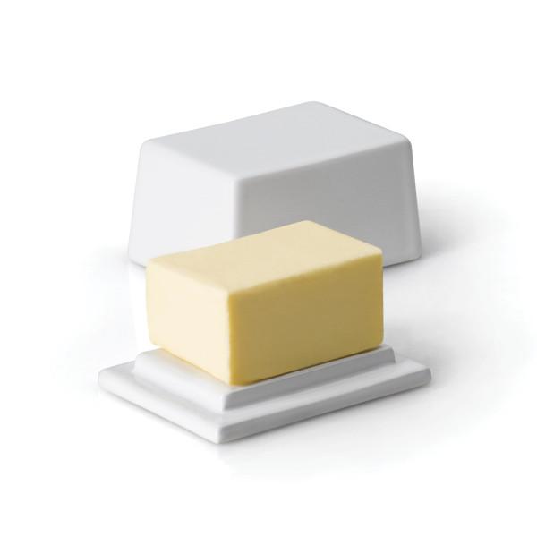 Butterdose klein aus Keramik 125g