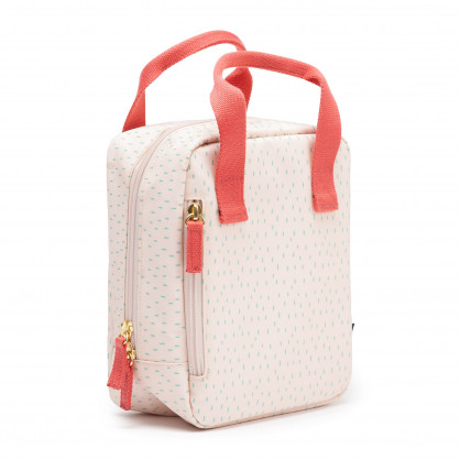 Lunchbag Go Isothermic, blush (recycelte PET-Flaschen)