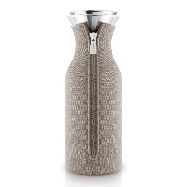 Kühlschrankkaraffe 1,0 l warm grey