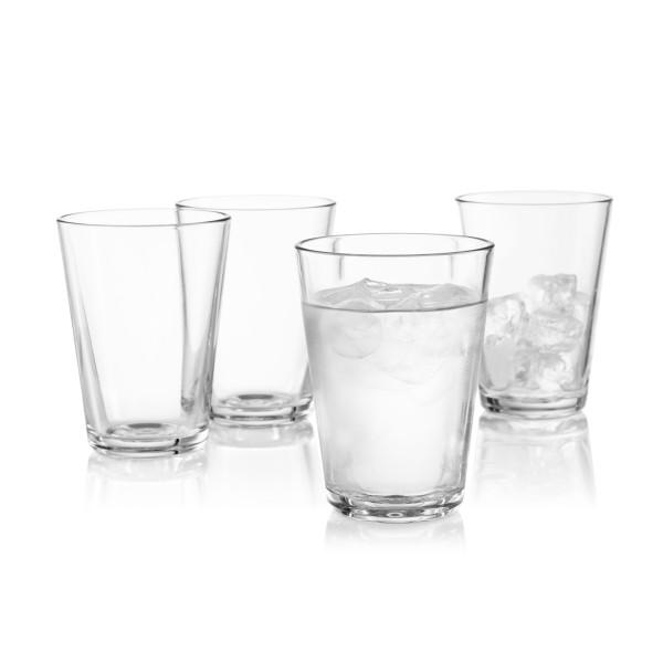 Trinkgläser 380 ml von Eva Solo. Design Wassergläser im Set a 4 Stück.