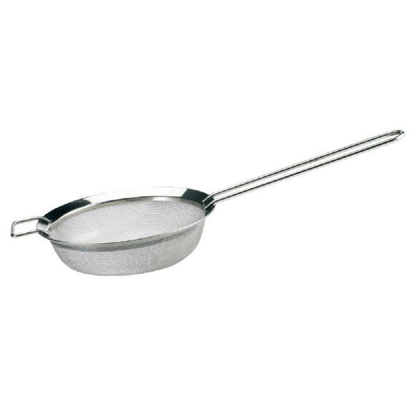 Küchensieb Edelstahl 18 cm