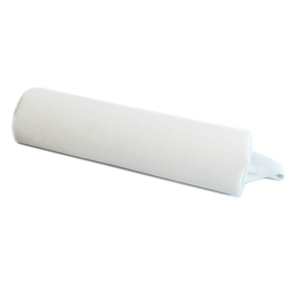 Verspricht noch mehr Komfort: die Nackenrolle NECK von FIAM für Liegestühle und Sonnenliegen! Weißes Nackenkissen für Liegen von Jan Kurtz.