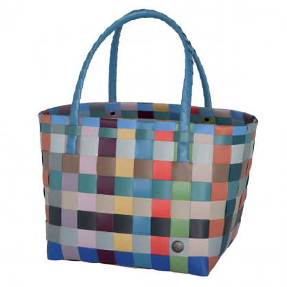 Die bunte Paris Shopper S color mix von Handed By