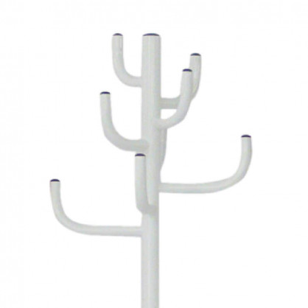 Kleiderständer Kaktus weiß