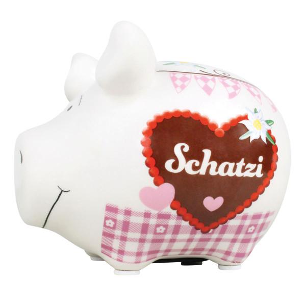 Sparschwein Schatzi