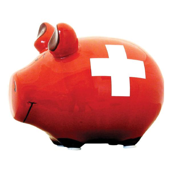 Sparschwein Swiss Bank