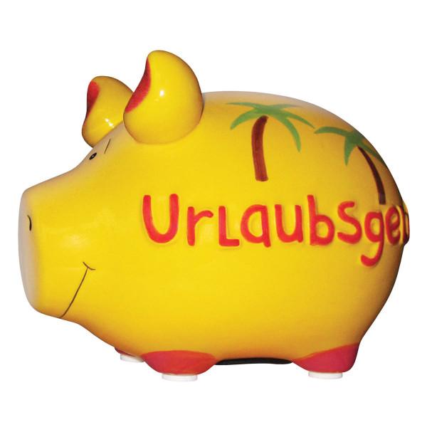 Sparschwein Urlaubsgeld