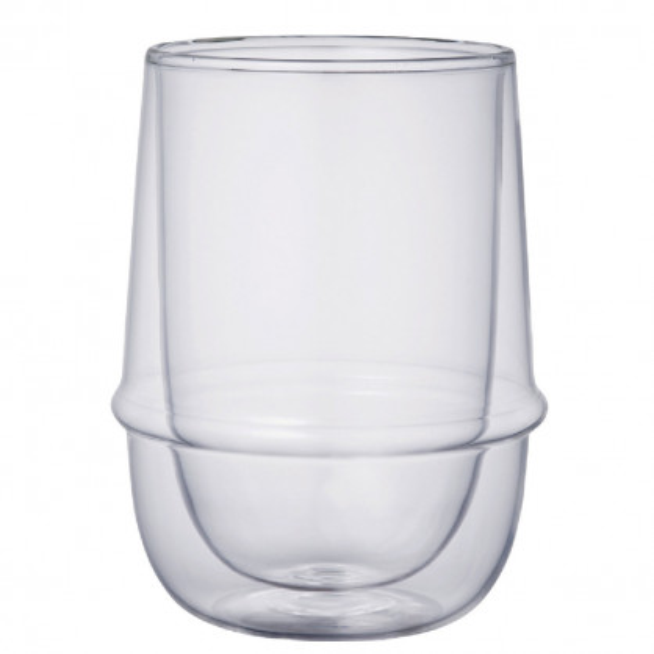 Glas doppelwandig KRONOS - Eisteeglas 350ml