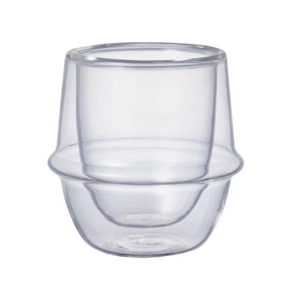Glas doppelwandig KRONOS - Espresso 80ml