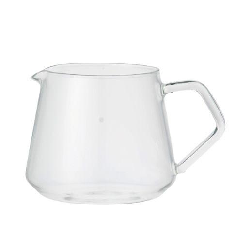 Kaffeekanne, Teekanne aus Glas - 300 ml - Kinto - Design - Slow Coffee Style Serie