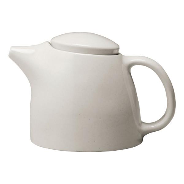 Teekanne TOPO 400ml - weiß