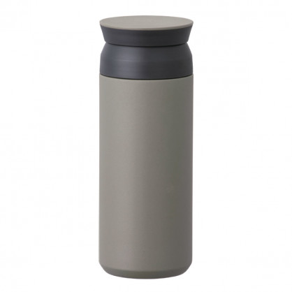 Thermobecher 500 ml - Isolierbecher to go - Coffee to go Becher - Travel Tumbler - KINTO Design - khaki