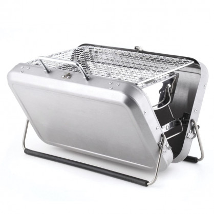 Tragbarer Grill / Koffergrill BBQ mini