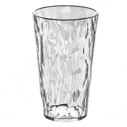 Becher 400ml Club CRYSTAL 2.0, transparent