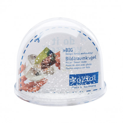 DIY Bildertraumkugel BIG von koziol design