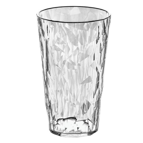 Glas / Becher 400 ml CLUB L transparent