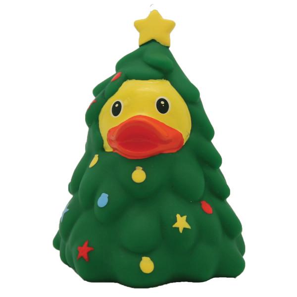 Weihnachtsbaum Badeente