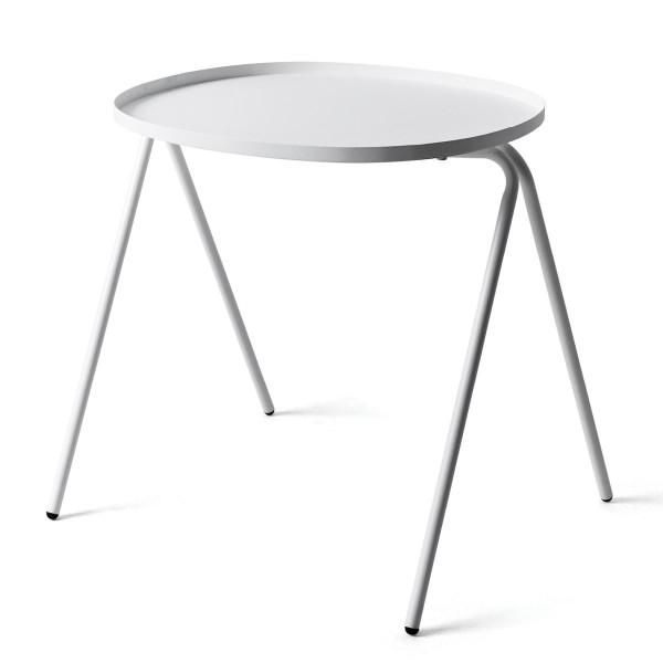Beistelltisch Afteroom Side Table, weiss