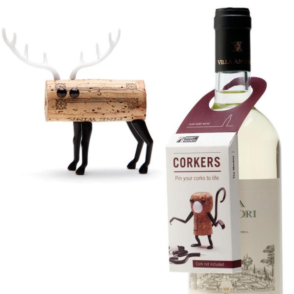 Korktierchen Corkers The Deer