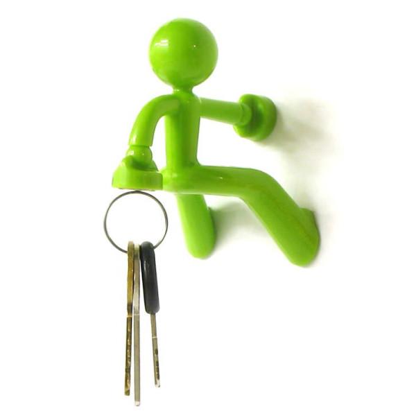 Schlüsselhalter Key Pete grün