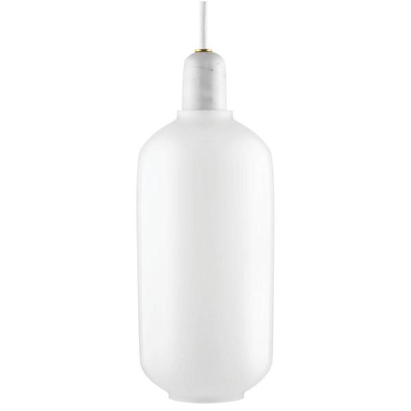 Hängeleuchte Amp Lamp weiß - large