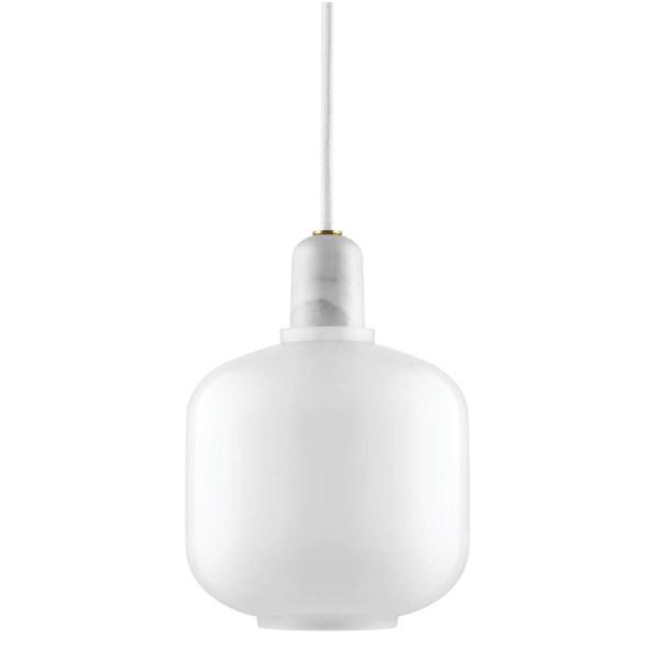 Hängeleuchte Amp Lamp weiß - small
