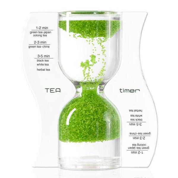 Sanduhr / Teeuhr - Tea Timer, lime