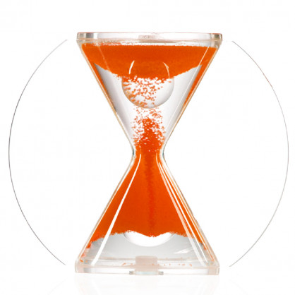 Sanduhr soul, orange