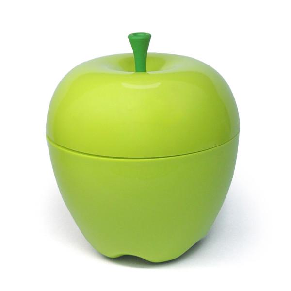 Aufbewahrungsdose Mini Happle Container Apfel grün, 18 x 18 cm