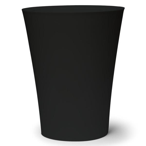 Mülleimer Flip Bin schwarz