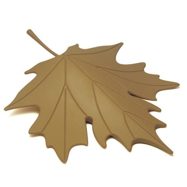 Türstopper Ahornblatt Autumn, braun
