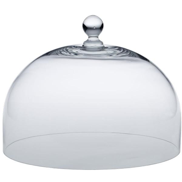 Glashaube 29 cm für Tortenplatte 441422