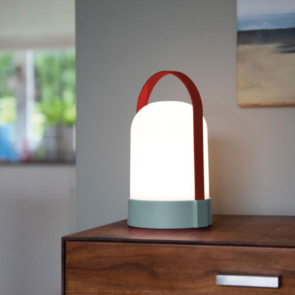 REMEMBER Mobile Lampe URI, Akku Leuchte