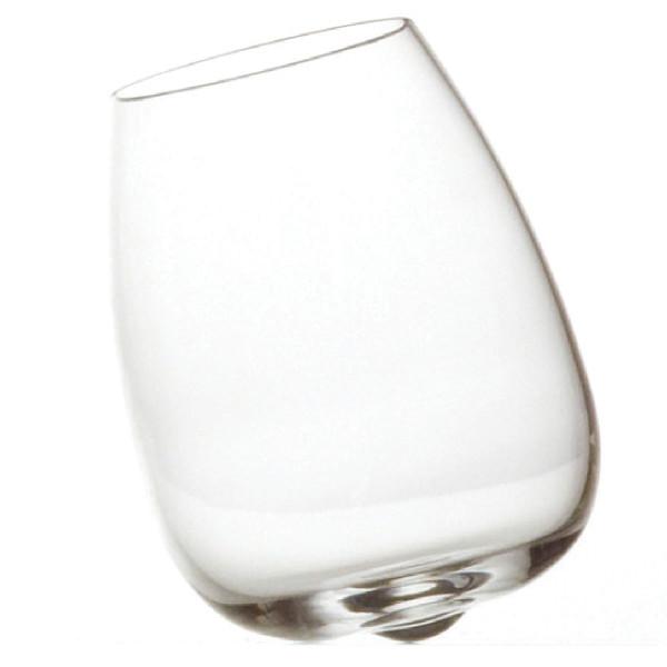 Tanz der Gläser Trinkglas Mary von Raumgestalt: Wackelglas, welches sich um die eigene Achse dreht.