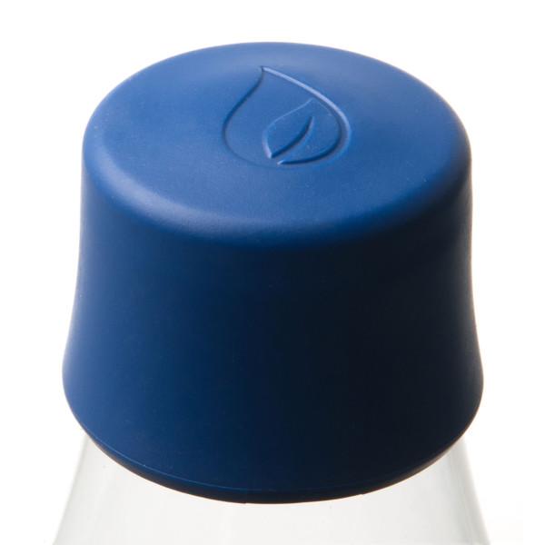 Retap Deckel dunkelblau - passend für alle Design-Trinkflaschen von Retap.