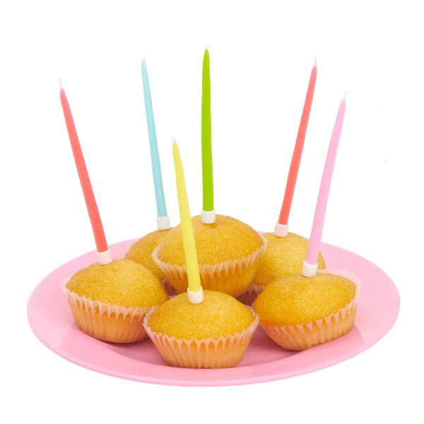 Geburtstagskerzen Rice Cake Candles, 20 Stück