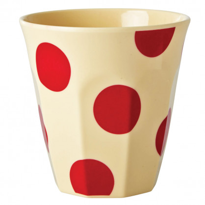 Melamin Becher medium 4er-Set, Clown