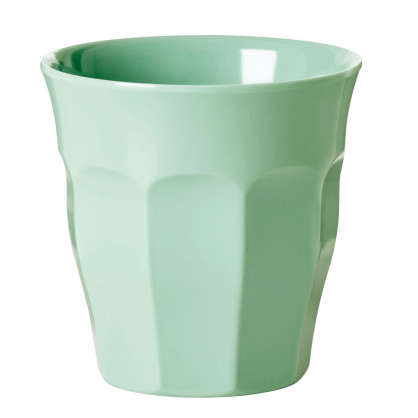 Melamin Becher medium, aqua