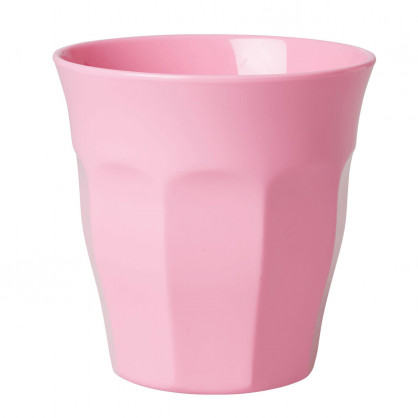 Melamin Becher medium, soft pink