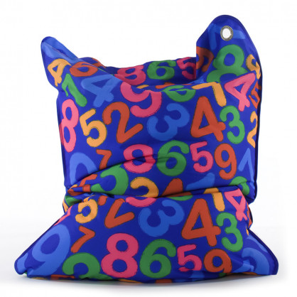 Sitzsack Fashion Bull Mini Numbers