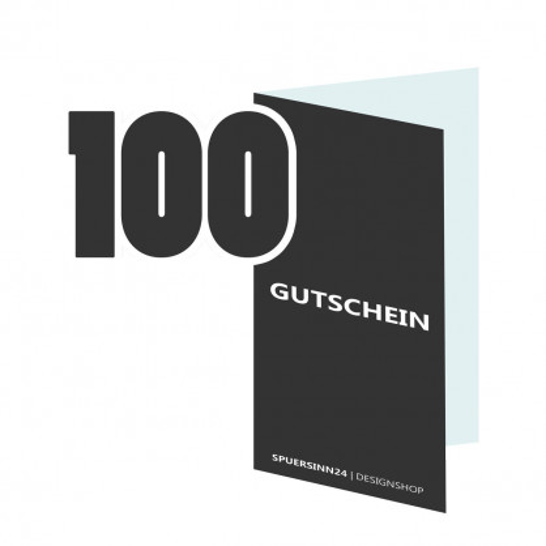 Geschenkgutschein 100 Euro